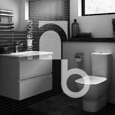 Тоалетни чинии тип моноблок